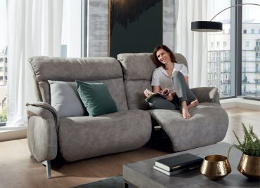 Himolla Swan Sofa